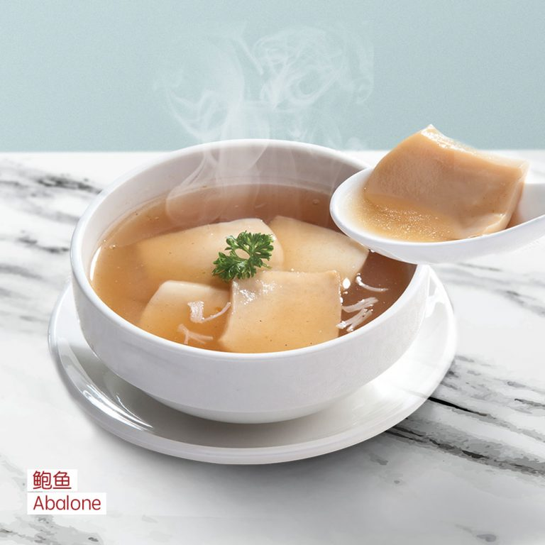 Ya Hua Bak Kut Teh Spices recipe for abalone