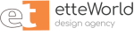 Logo of Ette World Design Agency